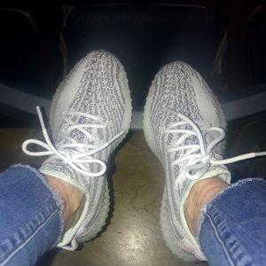 Yeezy Shoes   Yeezy Boost 35 Ice Blue